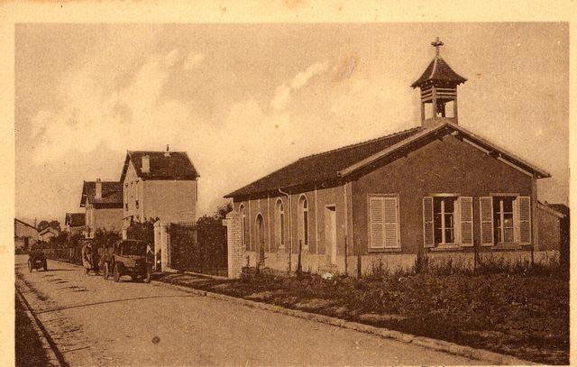 Chapelle Pompadour