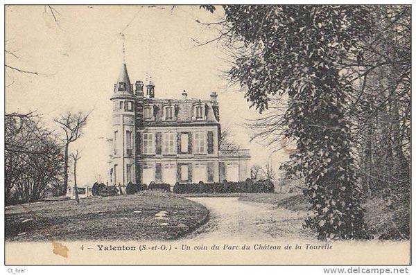 Château de la Tourelle
