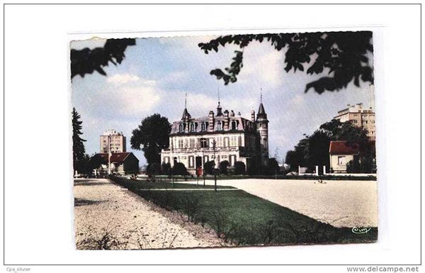 Château de la Tourelle en 1965