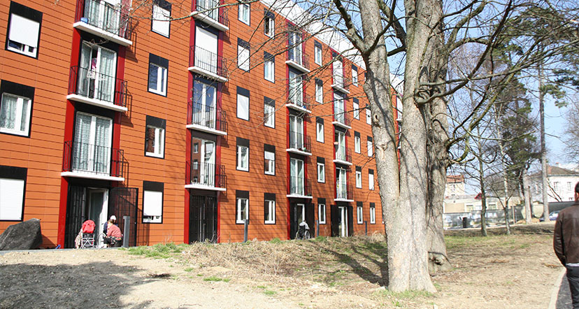 Chercher un logement