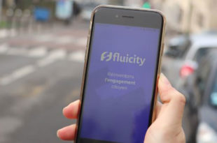 L'application citoyenne Fluicity