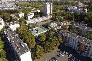 Renouvellement urbain du quartier Lutèce-Bergerie