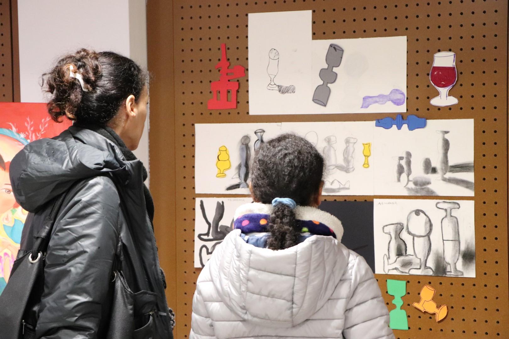 L'expo ATTENTION PEINTURE FRAÎCHE 2019