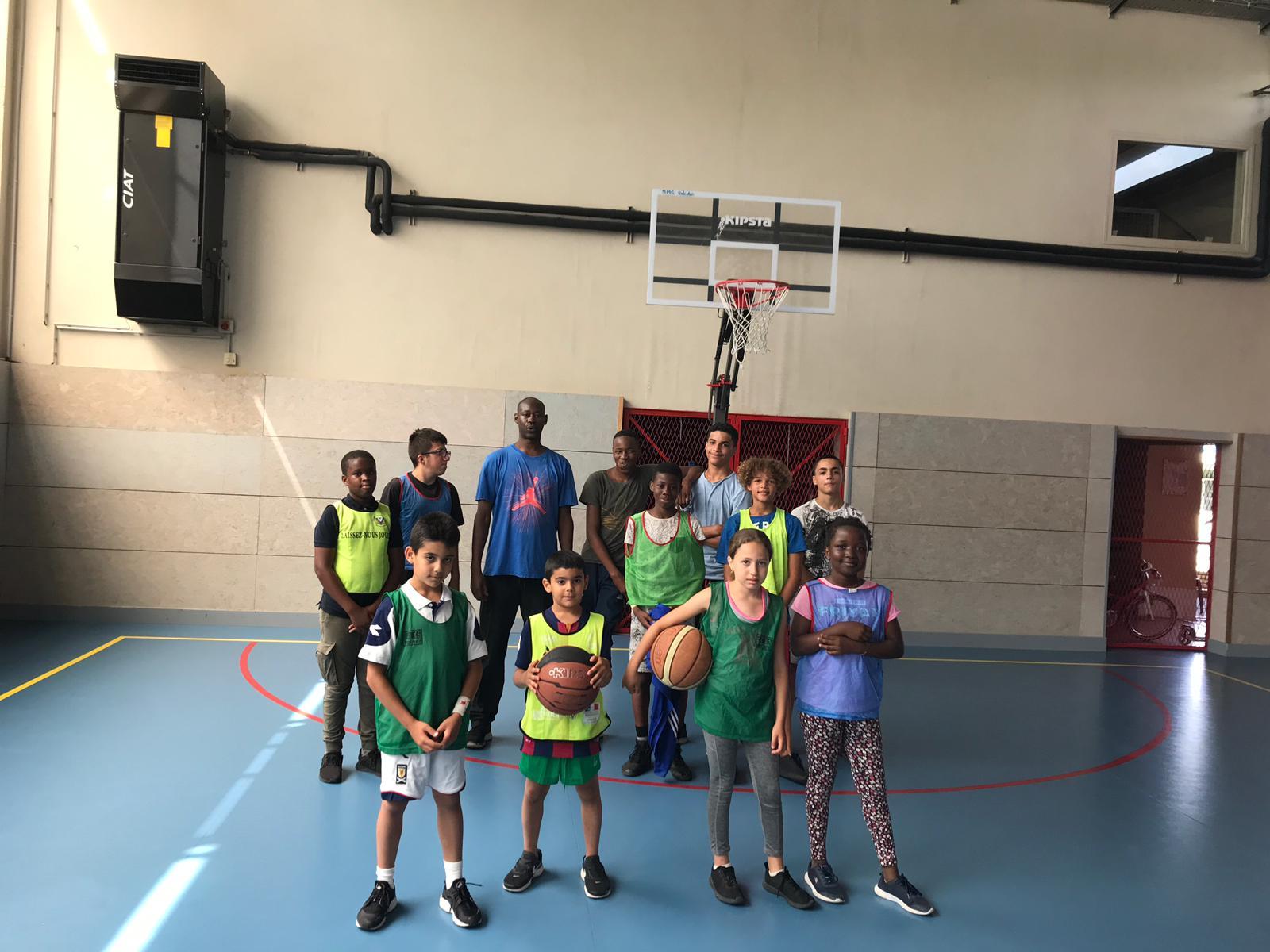 Activités sportives – été 2019