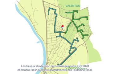 La géothermie à Valenton