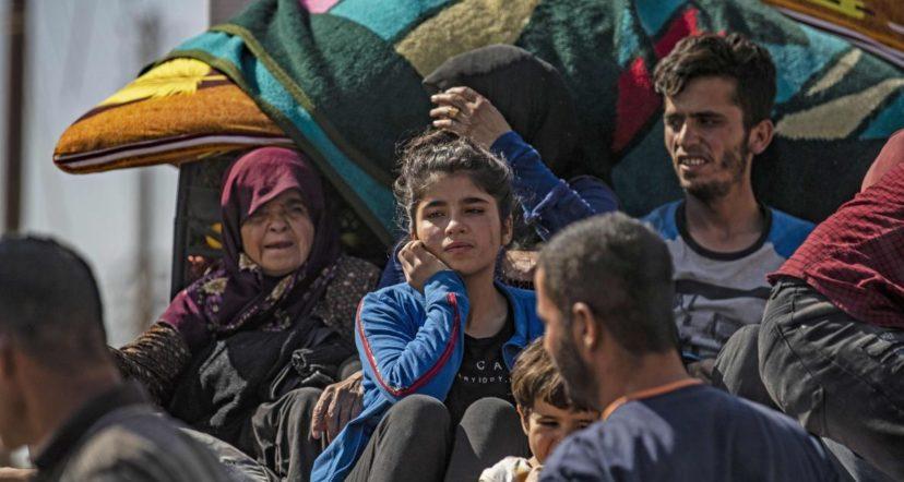 Offensive contre les Kurdes : Françoise Baud s'adresse au Président de la République