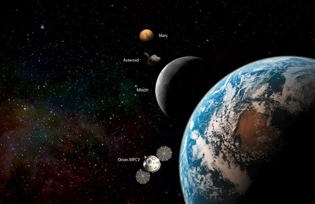 Goûter sciences : l'exploration spatiale